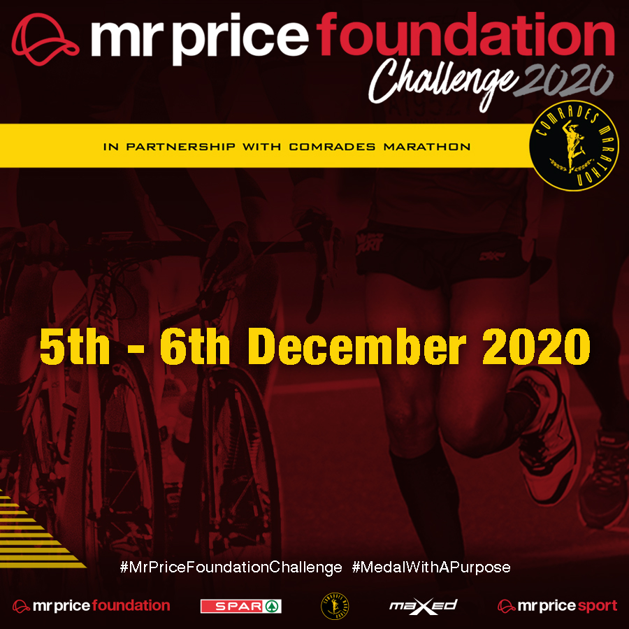 Mr Price Foundation Challenge